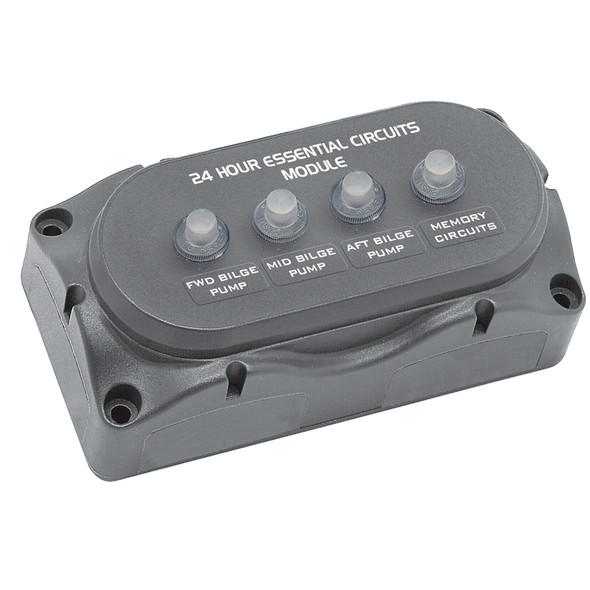 BEP 24-Hour Essential Circuits Module - 1 x 5A [706-4W]