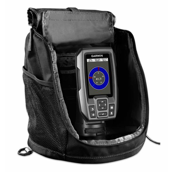 Garmin STRIKER 4 Portable Fishfinder Bundle w/77/200kHz Transducer [010-01550-10]