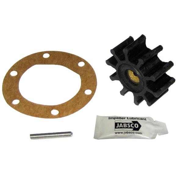 """Jabsco Impeller Kit - 10 Blade - Neoprene - 2"""" Diameter x 7/8""""W Pin Drive Insert [18673-0001-P]"""