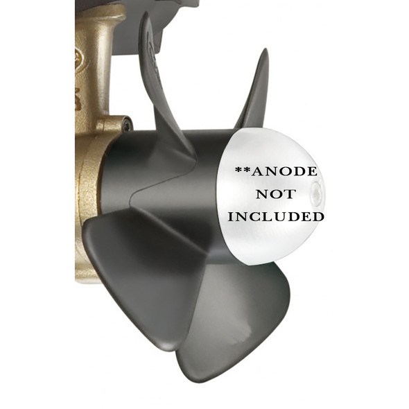 Quick Replacement Propeller f/BTQ 140-40 & BTQ 140-30 Bow Thruster [FVSGEL140000A00]