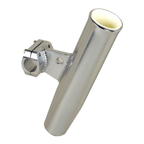 "C.E. Smith Aluminum Clamp-On Rod Holder - Horizontal - 1.05"" OD - Fits 3/4"" Pipe [53700]"