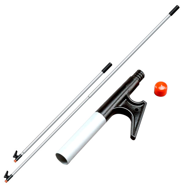 "Davis 2-Section Adjustable Boat Hook - Adjusts 53"" to 8' [4122]"