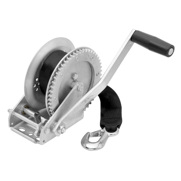 Fulton 1800lb Single Speed Winch w/20' Strap Included [142305]