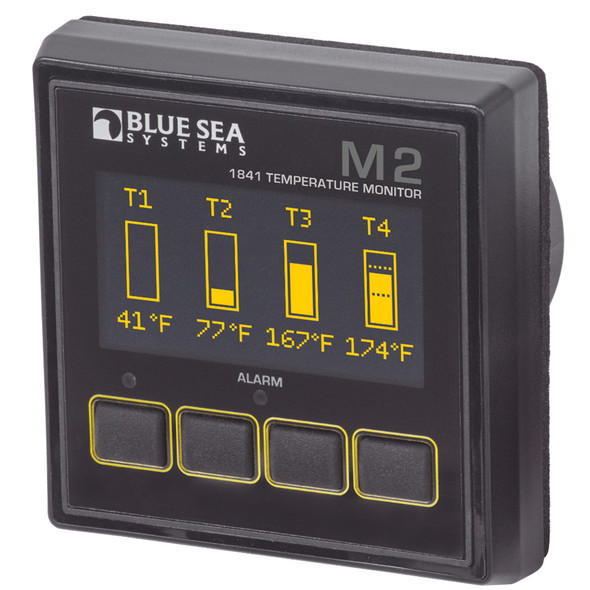Blue Sea 1841 M2 OLED Temperature Monitor [1841]