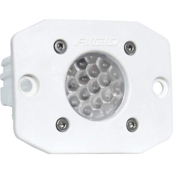 Rigid Industries Ignite Flush Mount Diffused - White LED [60631]