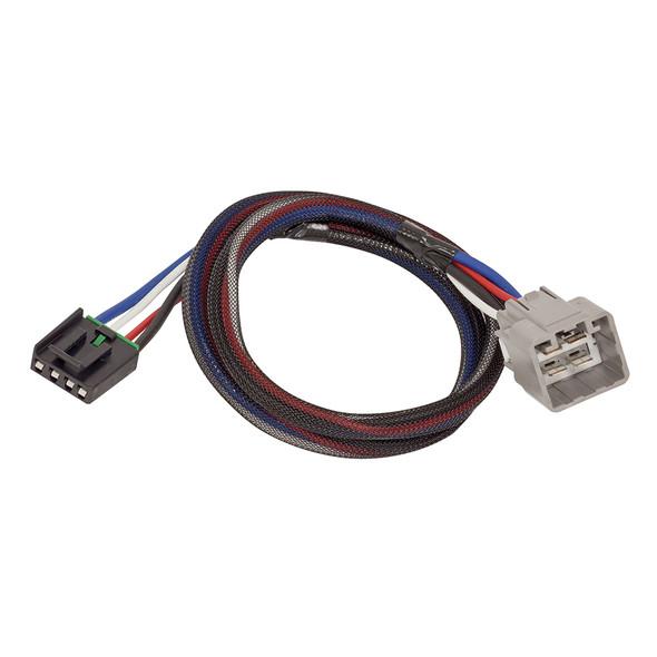 Tekonsha Brake Control Wiring Adapter - 2-Plug - RAM [3024-P]