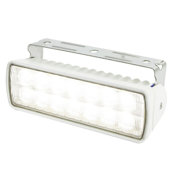 Hella Marine Sea Hawk-XLR LED Floodlight - White LED/White Housing [980740011]