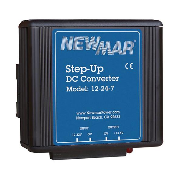 Furuno 12V-24V 7 Amp Converter f/DRS12AX X-Class Open Array - Newmar [NEW-12V-24V-7A]
