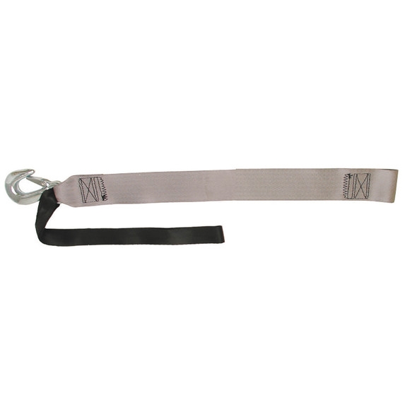 "BoatBuckle P.W.C. Winch Strap w\/Loop End - 2"" x 15 [F14216]"