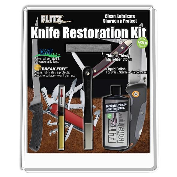 Flitz Knife Restoration Kit [KR 41511]