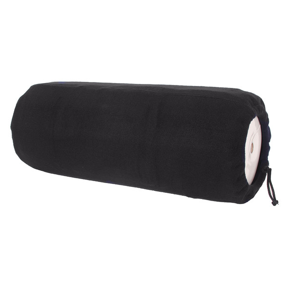 "Master Fender Covers HTM-2 - 8"" x 26"" - Single Layer - Black [MFC-2BS]"