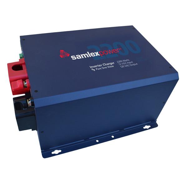 Samlex 2200W Pure Sine Inverter/Charger - 12V [EVO-2212]