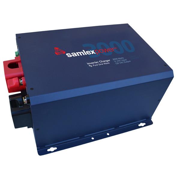 Samlex 3000W Pure Sine Inverter/Charger - 12V [EVO-3012]
