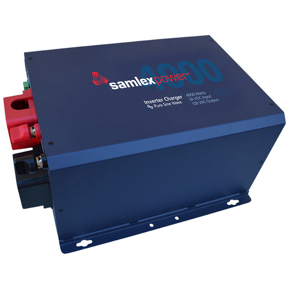 Samlex 4000W Pure Sine Inverter/Charger - 24V [EVO-4024]