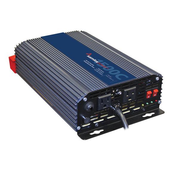 Samlex 1500W Modified Sine Wave Inverter/Charger - 12V [SAM-1500C-12]