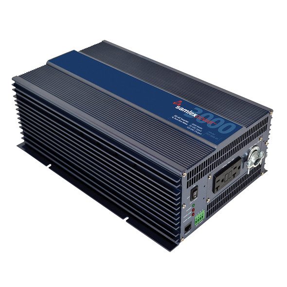 Samlex 3000W Pure Sine Wave Inverter - 24V [PST-3000-24]