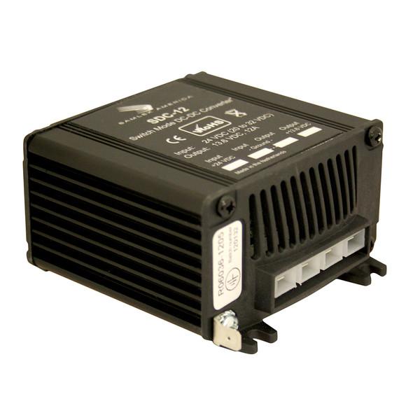 Samlex 12A Non-Isolated Step-Down 24VDC-12VDC Converter [SDC-12]