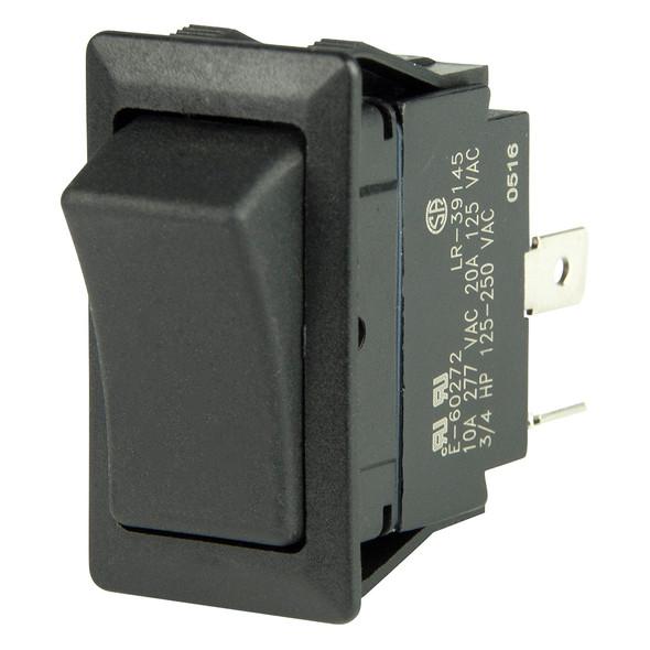 BEP 2-Position SPST Sealed Rocker Switch - 12V/24V - ON/OFF [1001704]