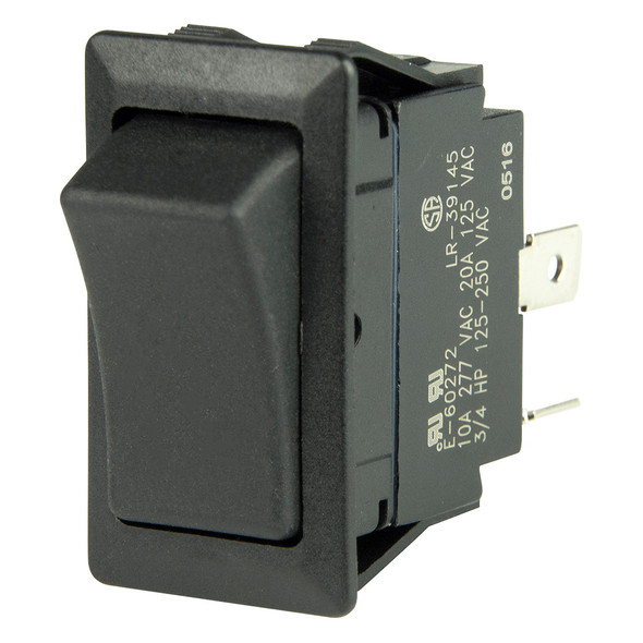 BEP 2-Position SPST Sealed Rocker Switch - 12V/24V - ON/OFF [1001704]