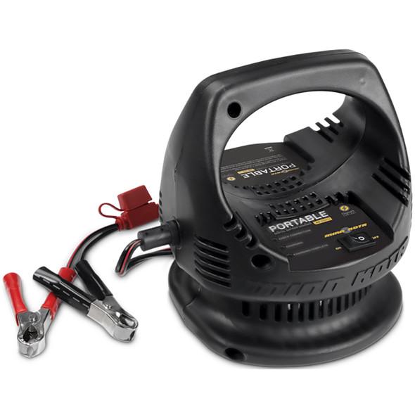 Minn Kota MK-110PD Portable Digital Charger - 1 Bank  10 Amp [1830110]