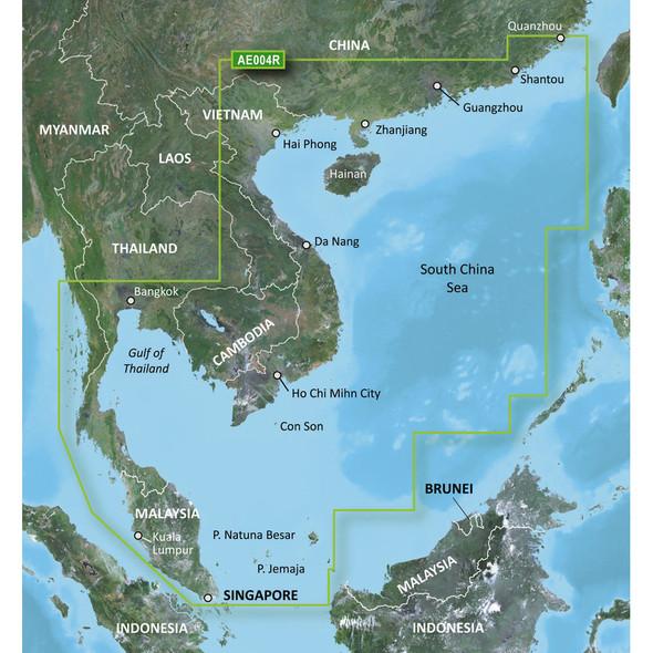 Garmin BlueChart g2 Vision HD - VAE004R - Hong Kong\/South China Sea - microSD\/SD [010-C0879-00]