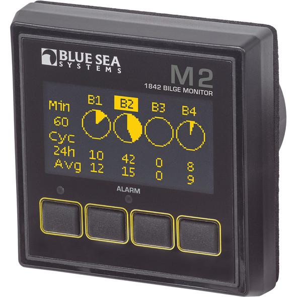 Blue Sea 1842 M2 OLED Digital Bilge Meter [1842]