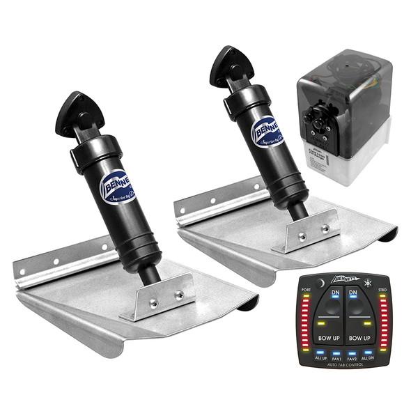 Bennett M80ATP Sport Tab System w/Auto Trim Pro [M80ATP]