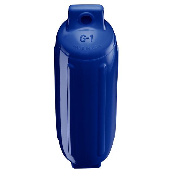 """Polyform G-1 Twin Eye Fender 3.5"""" x 12.8"""" - Cobalt Blue [G-1-COBALT BLUE]"""