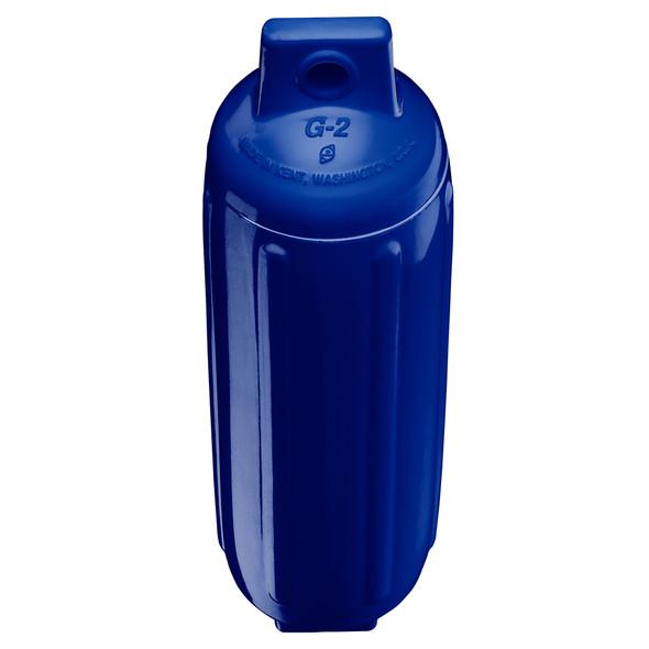 """Polyform G-2 Twin Eye Fender 4.5"""" x 15.5"""" - Cobalt Blue [G-2-COBALT BLUE]"""