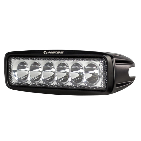 HEISE 6 LED Single Row Driving Light [HE-DL1]