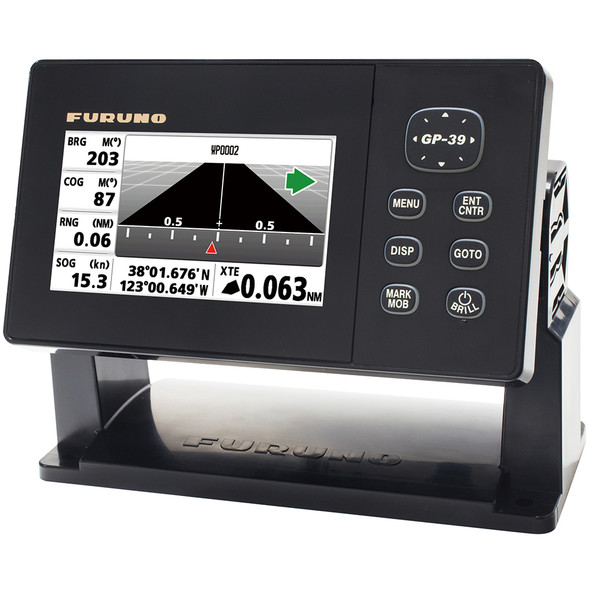 "Furuno GP39 GPS/WAAS Navigator w/4.2"" Color LCD [GP39]"