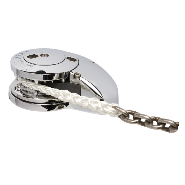 "Maxwell RC10\/10 12V Automatic Rope Chain Windlass 3\/8"" Chain to 5\/8"" Rope [RC101012V]"