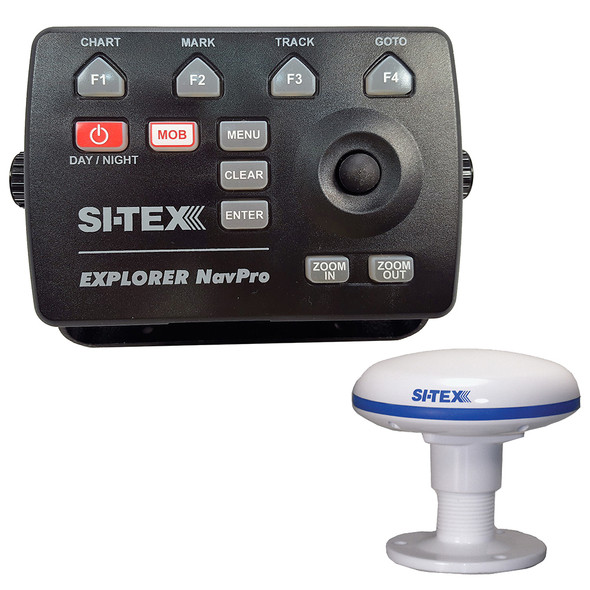 SI-TEX Explorer NavPro w/Wi-Fi  GPK-11 GPS Antenna [EXPLORERNAVPROWIFIW]