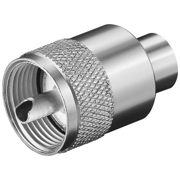 Glomex PL259 Male Connector f/RG58 C/U Coax Cable [SGVPL259]