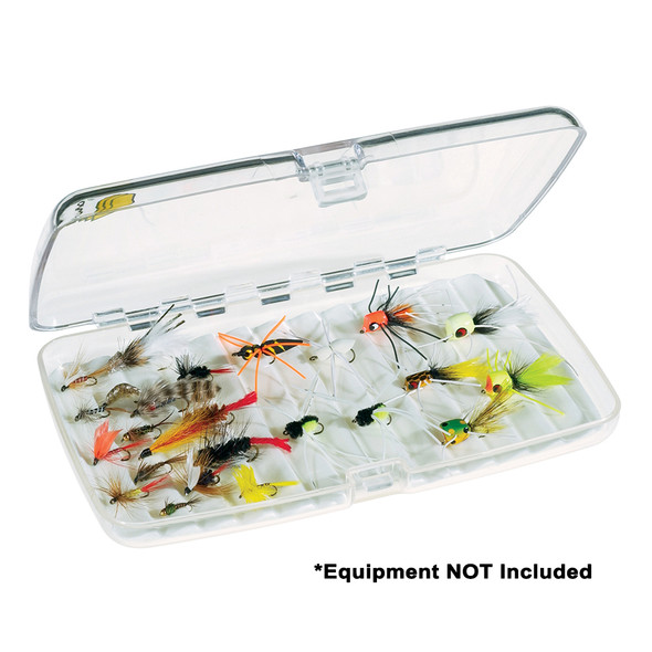 Plano Guide Series Fly Fishing Case Large - Clear [358400]