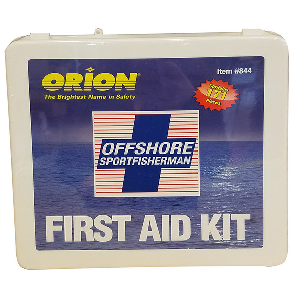 Orion Offshore Sportfisherman First Aid Kit [844]