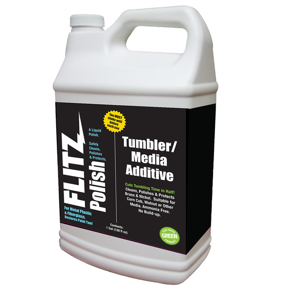 Flitz Polish/Tumbler Media Additive - 1 Gallon (128oz) [GL 04510]