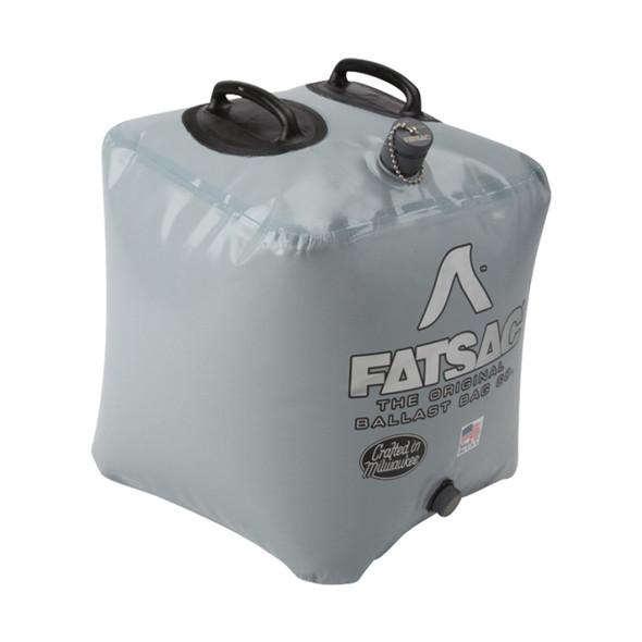 FATSAC Brick Fat Sac Ballast Bag - 155lbs - Gray [W702-GRAY]
