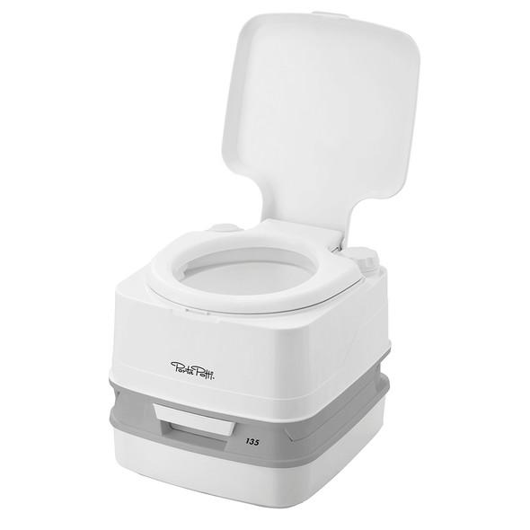 Thetford Porta Potti 135 Marine Toilet w/Hold Down Kit [92861]