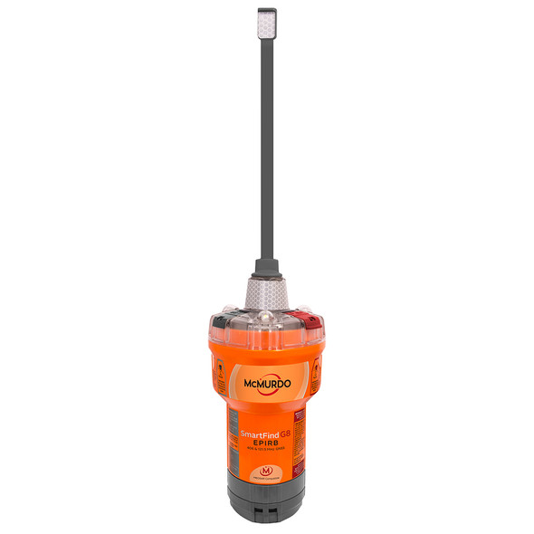 McMurdo G8 SmartFind Auto - Category 1 - GNSS [23-001-052A]