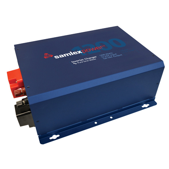 Samlex EVO-1212F 1200W 120V Pure Sine Wave Inverter/Charger [EVO-1212F]