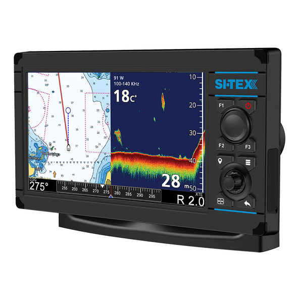 SI-TEX NavPro 900F w\/Wifi  Built-In CHIRP - Includes Internal GPS Receiver\/Antenna [NAVPRO900F]