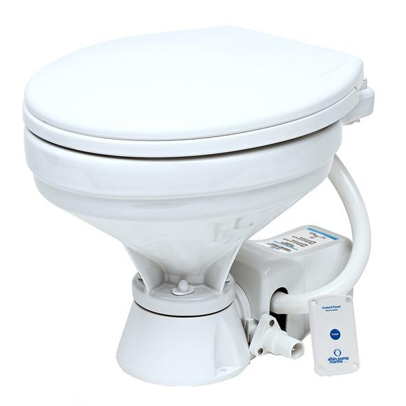 Albin Pump Marine Toilet Standard Electric EVO Comfort - 12V [07-02-006]