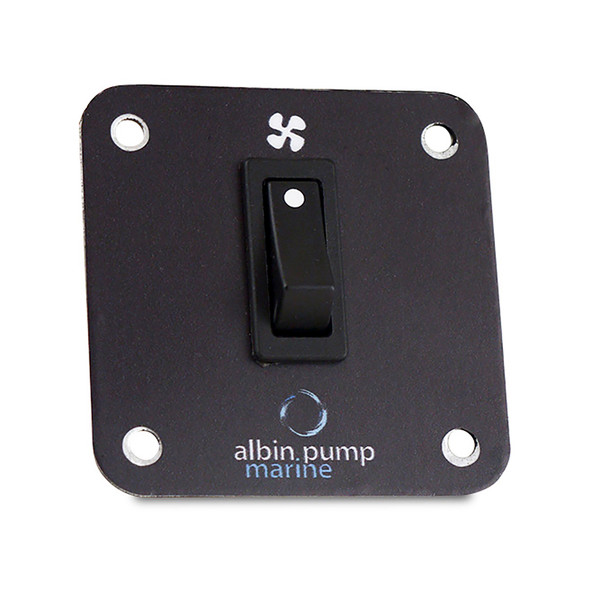 Albin Pump Control Panel 2kW - 12V [09-66-015]