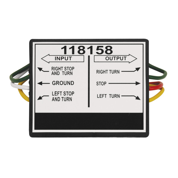 Tekonsha 2 to 3 Taillight Converter [118158]