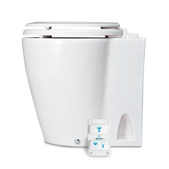 Albin Pump Marine Design Marine Toilet Electric Silent - 24V [07-03-046]