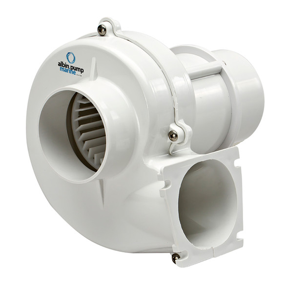 Albin Pump Marine Air Blower 280 Flange - 24V [10-02-002]
