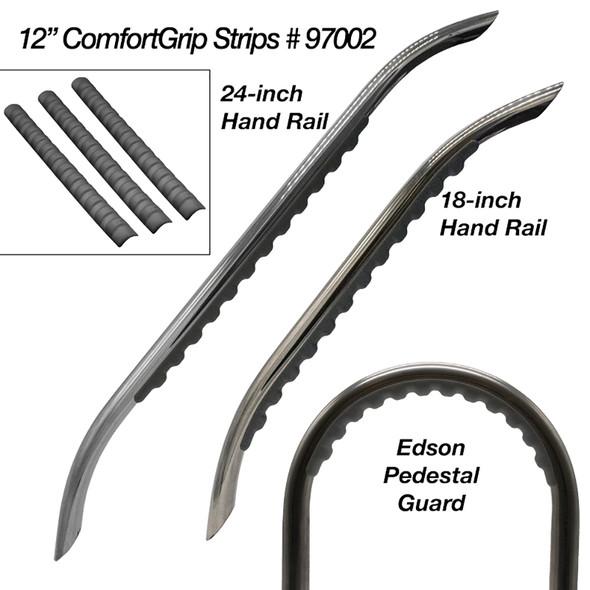 "Edson ComfortGrip 12""- 3-Pack [97002]"