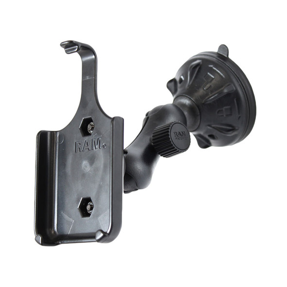 RAM Mount Apple iPhone 4\/4S Composite Suction Cup Mount [RAP-B-166-2-AP9U]