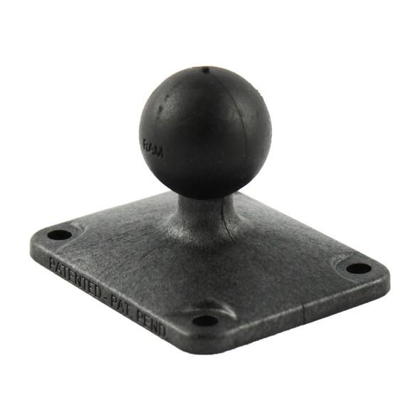 """RAM Mount 2"""" x 2.5"""" Base w\/1"""" Ball [RAP-B-202U-225]"""